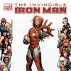 Invincible Iron Man #29 Women of Marvel variant cover by Salvador Larroca