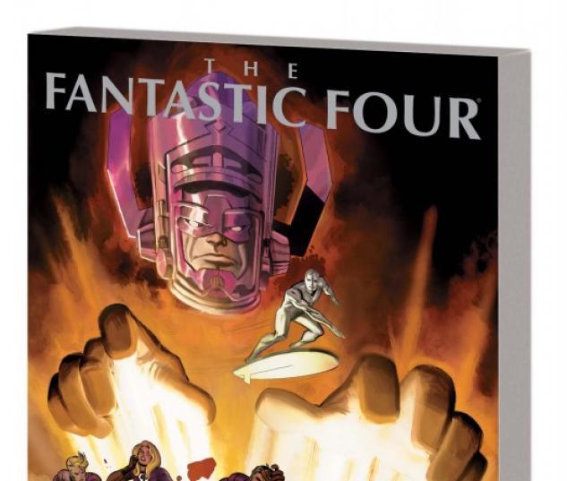 Marvel Masterworks: Fantastic Four (2010) #1