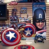 Captain America Toys from Hasbro at Toy Fair 2011