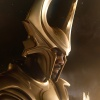 Idris Elba stars as Heimdall in Thor