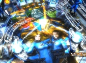 Marvel Pinball: Fantastic Four Trailer