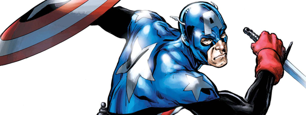 Sneak Peek: Captain America Corps #1