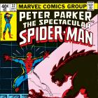 The Iguana's first appearance in Peter Parker, the Spectacular Spider-Man #32
