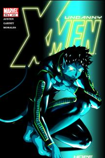 Uncanny X-Men #412