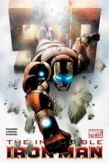 Invincible Iron Man (2008) #500