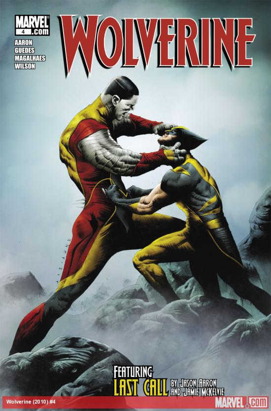 Wolverine (2010) #4
