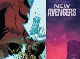 New Avengers (2004) #62