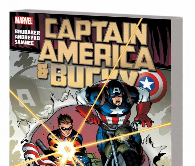 CAPTAIN AMERICA AND BUCKY: THE LIFE STORY OF BUCKY BARNES TPB