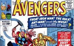 Avengers Classics: Avengers 1 1/2
