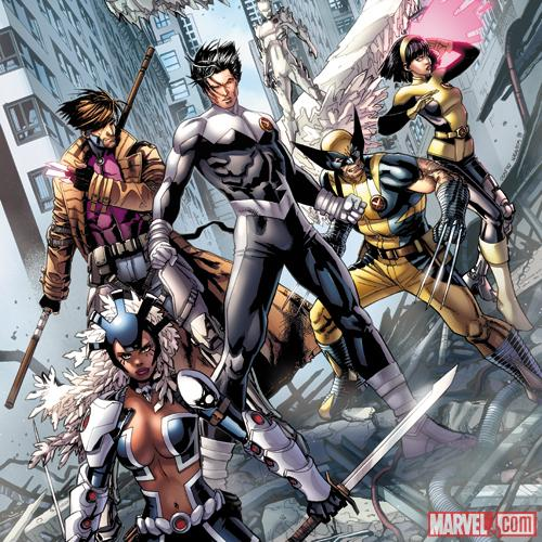 Astonishing X-Men on The View