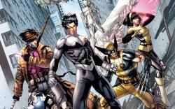 Astonishing X-Men on The View