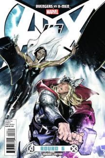Avengers VS X-Men (2012) #6 (Promo Variant)