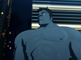 Screenshot from Iron Man: Armored Adventures Season 2, Ep. 22