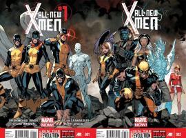 Next Big Thing: All New X-Men Liveblog