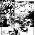 Wolverine &amp; The X-Men #25 black and white preview art by Ramon Perez