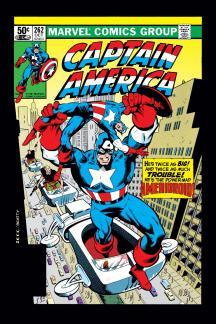Captain America #262