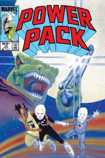 Power Pack (1984) #16