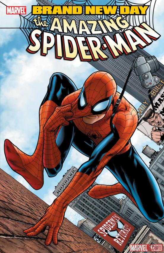 Amazing Spider-Man: Brand New Day collection
