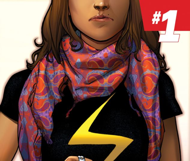 MS. MARVEL 1 (ANMN, WITH DIGITAL CODE)