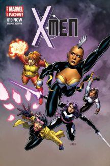 X-Men #10  (Cassaday Variant)