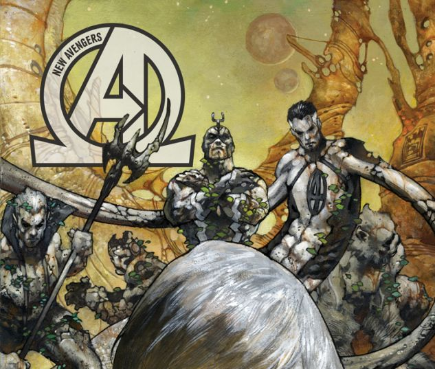 NEW AVENGERS 15 (WITH DIGITAL CODE)
