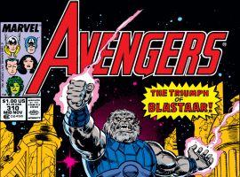 Avengers (1963) #310 Cover