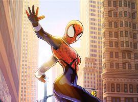 Spider-Girl in Spider-Man Unlimited