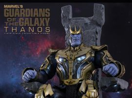 Hot Toys Guardians of the Galaxy 1/6th scale Thanos Collectible Figure