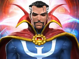 Dr. Strange in Marvel Contest of Champions