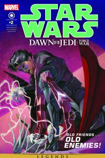 Star Wars: Dawn Of The Jedi - Force War #2