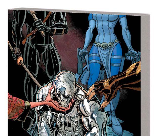 Lucifer Marvel: Wolverines Vol. 1: Dancing With The Devil (Trade Paperback