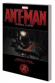 Marvel's Ant-Man Prelude (Trade Paperback)