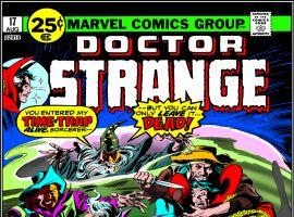 Dr. Strange (1974) #17