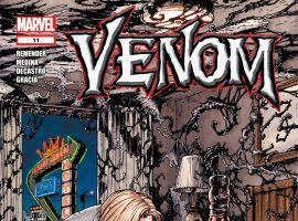 VENOM (2011) #11 Cover