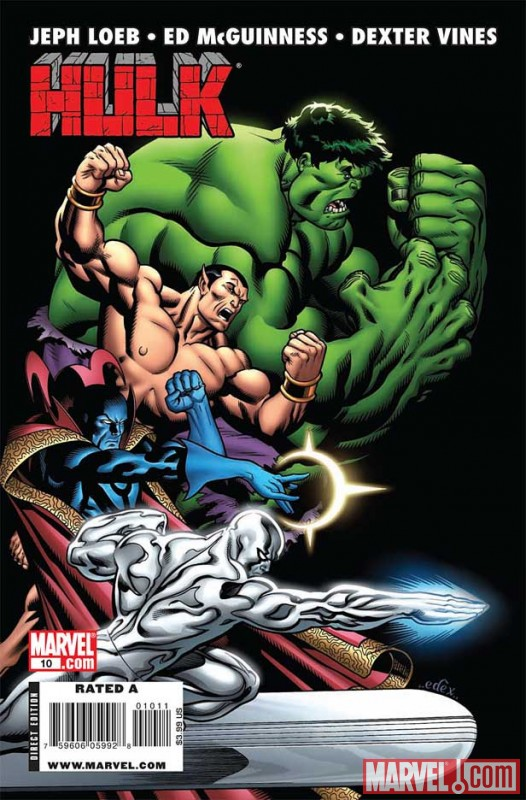 Hulk (2008) #10