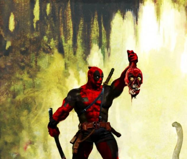 DEADPOOL: MERC WITH A MOUTH #1