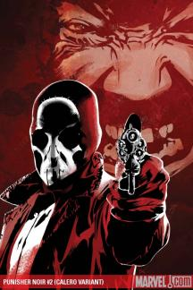Punisher Noir (2009) #2 (CALERO VARIANT)