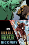 Iron Man/Hulk/Fury One-Shot (2008)