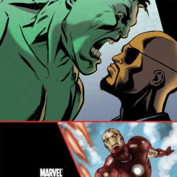 IRON MAN/HULK/FURY ONE-SHOT #1