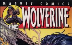 Wolverine #165