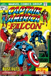 Captain America #171 