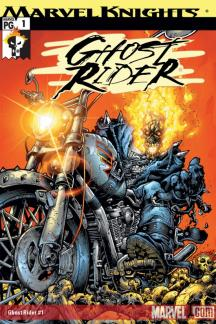 Ghost Rider (2001) #1