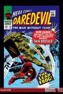 Daredevil (1964) #25