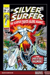 Silver Surfer #18 