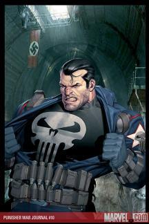 Punisher War Journal #10