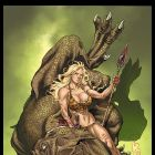 SHANNA THE SHE DEVIL: SURVIVAL OF THE FITTEST #1