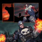 A New Captain America in Punisher War Journal