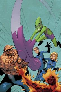 Marvel Age Fantastic Four (2004) #11