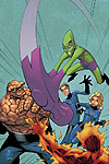 MARVEL AGE FANTASTIC FOUR (2006) #11 COVER