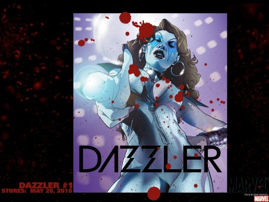 Dazzler (1981) #1 Wallpaper